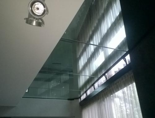 Vloer-plafond